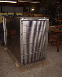 Sical air heat exchanger